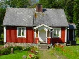 Our house in Sweden
